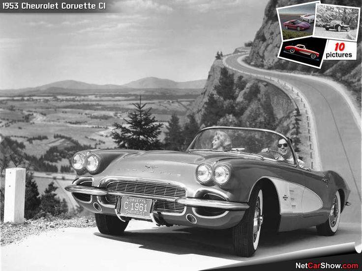 1000 Images About Corvettes On Pinterest