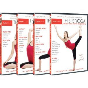 A great yoga set for beginners--at a really great price!