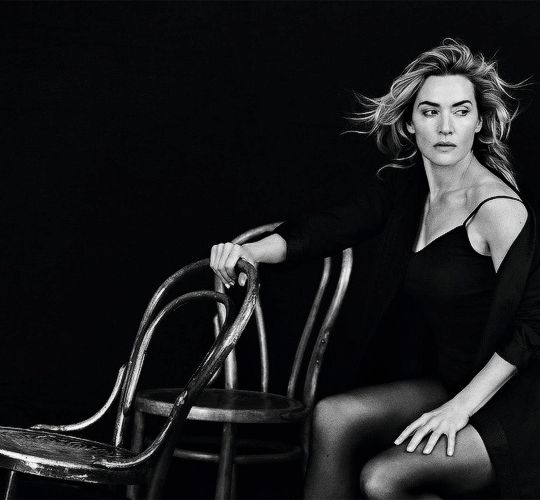 Kate Winslet for L'Express Styles May 31, 2017