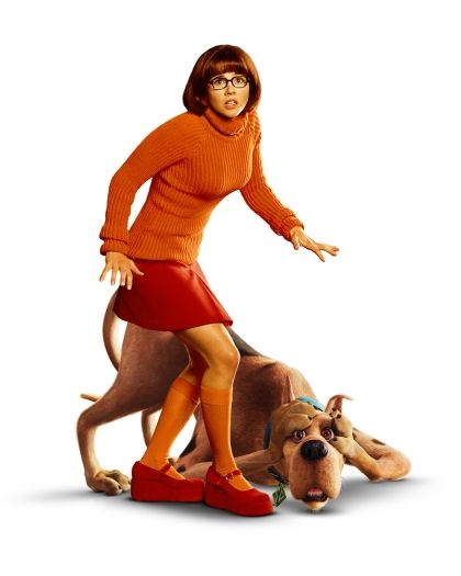Velma Dace Dinkley Costume Idea