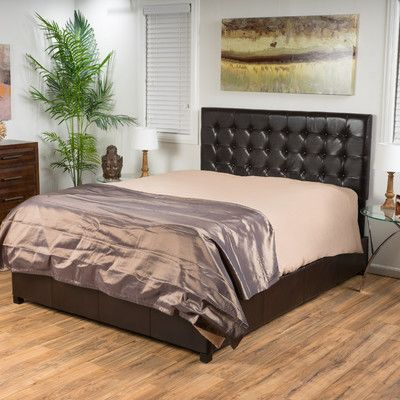 Ridgewood Upholstered Panel Bed Size: Full - http://delanico.com/beds/ridgewood-upholstered-panel-bed-size-full-624105401/