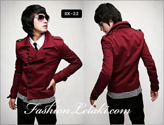 Jaket Korean Style – Page 2 – Fashionlelaki.com
