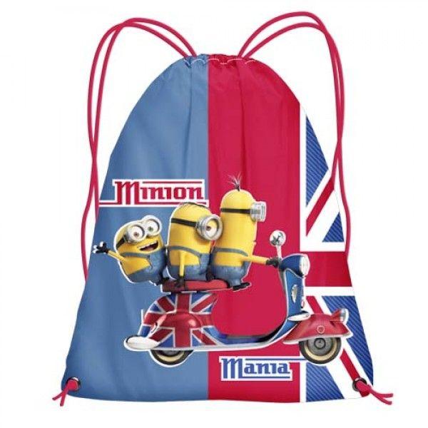 "I Minions Sacca Scarpe ""London"" - TocTocShop.com - Fantastico per i Bambini, Imbattibile nei Prezzi"