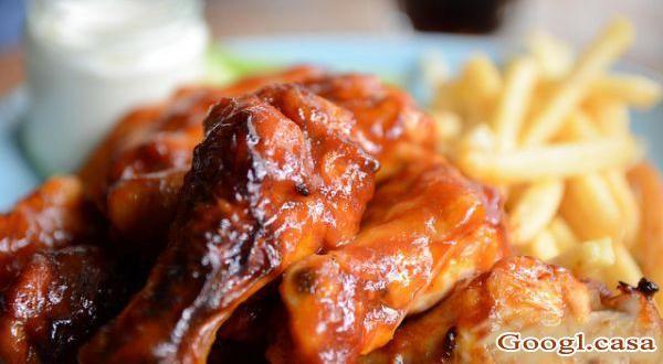 Esta es una receta muy buena, se puede hacer con todo tipo de carne, con conejo con liebre y todo tipo de caza. Yo confieso que he cogido muchas ideas de esta gran página DE RECETAS GRATIS, me encanta, espero que os guste esta... #googl_casa #recetas #pichones #pollo_frito #pollo_relleno #muslos_de_pollo #pollo_asado #pollo_al_horno