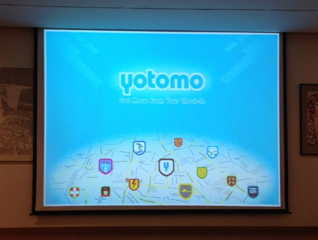 "Founded in April 2011, Yotomo is a location-based social network similar to Foursquare, Bouncity, or Koprol. It's a clone but with some localized distinctions, or as the team notes, ""Innovation within local context."" More: http://www.techinasia.com/yotomo-check-in-for-indonesia/"