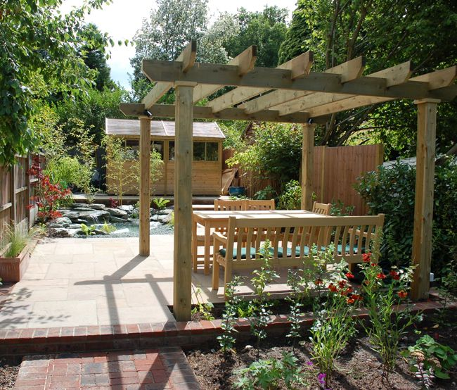 Best 25 small garden shelter ideas on pinterest small for Small garden shelter