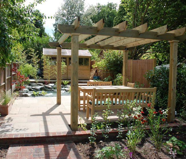 Garden Design Gallery for Berkshire, Hampshire, Oxfordshire and Wiltshire UK - Andrea Newill Garden Design