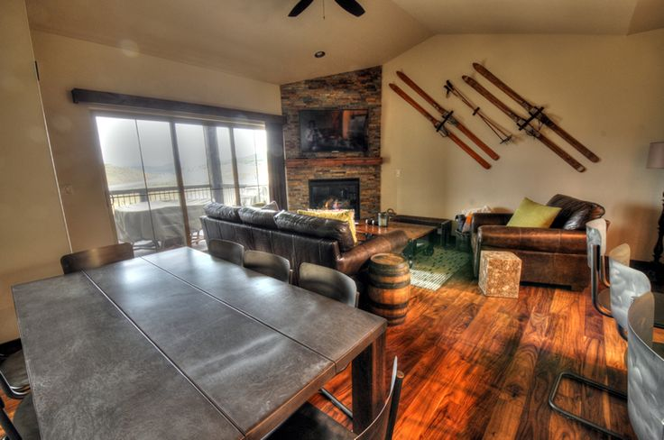 Black rock ridge vacation rental in park city utah