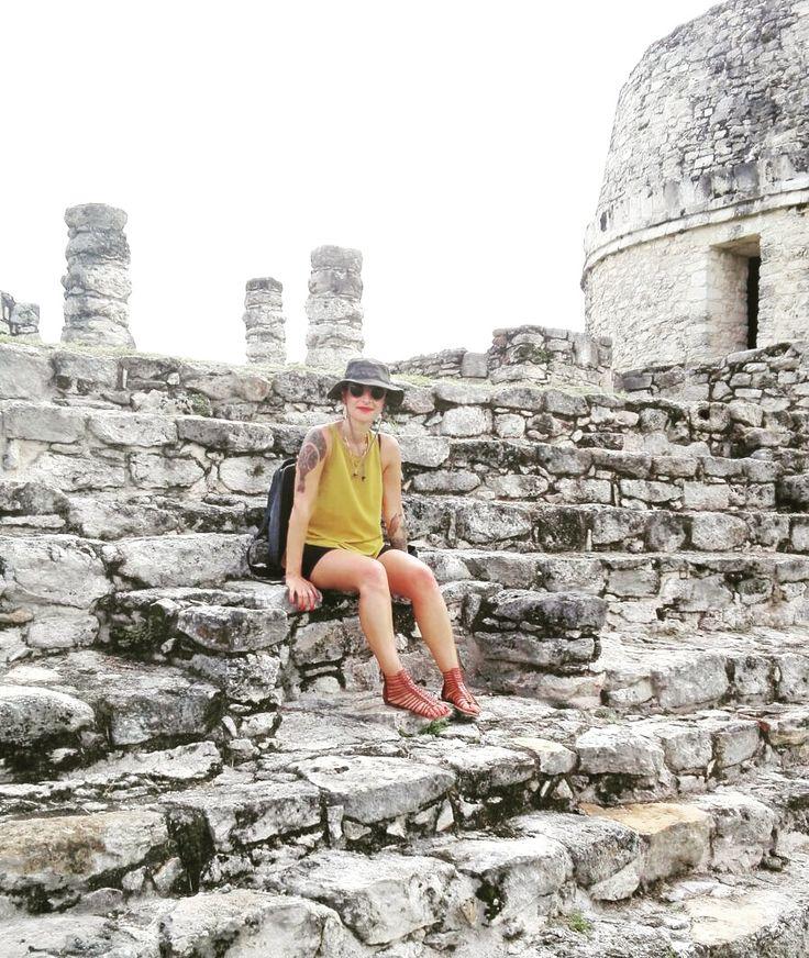 Mayapan <3 Un sito maya meraviglioso che ho avuto occasione di visitare durante l'ultimo viaggio in Messico. Incantevole!