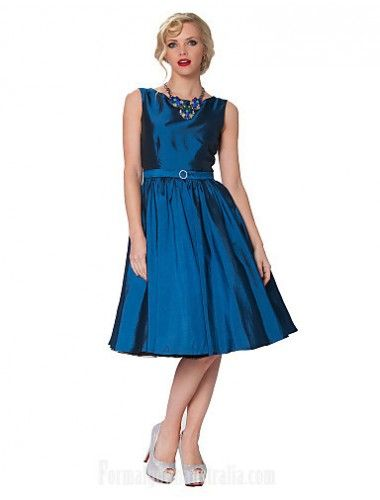 38f8a1bd704  greenformaldress Australia Cocktail Party Dress Orange Ruby Ocean Blue  Dark Green Brown Grape Plus Sizes Dresses A-line Bateau Short Knee-length  Taffeta ...