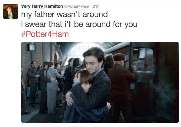 Orphan like Harry