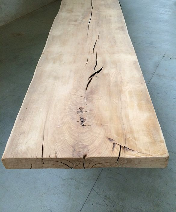 59 best images about tavolo on pinterest recycled - Tavole legno massello ...