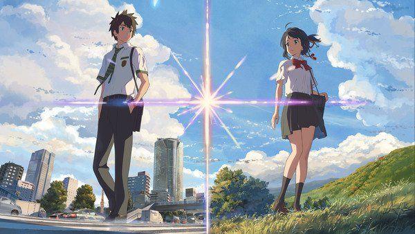 Ver Kimi No Na Wa Your Name 2016 Pelicula Completa Online Your Name Anime Your Name Movie Kimi No Na Wa