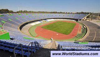 World Stadiums - Stade 5 Juillet 1962 Stadium in Algiers