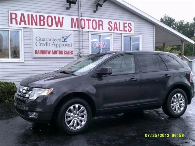 2007 Ford Edge FWD SEL PLUS - Coldwater MI
