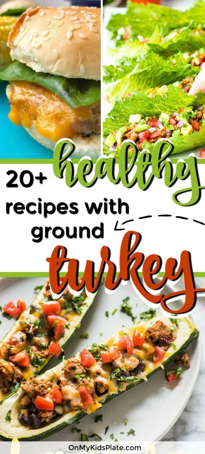 20 Gesunde Boden Turkei Rezepte Fur Familienessen Dinner Ideas For Kids Dinner Ideas Healthy Ground Turkey Ground Turkey Recipes Healthy Dinner Recipes Easy Family