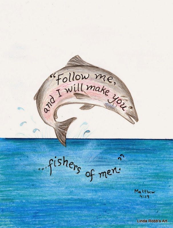 Best 20 scripture art ideas on pinterest for Bible verses about fish