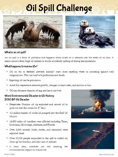 "oil spill lab report essay 2012-10-17  oil spill essay the negative effects  management crisis the frontline report, ""the spill"",  edible oil industry-india lab 10:."