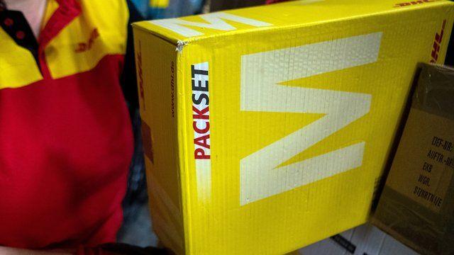 Paketpost Deutsche Post Macht Pakete Fur Privatkunden Wieder Billiger In 2020 Deutsche Post Poster Paket