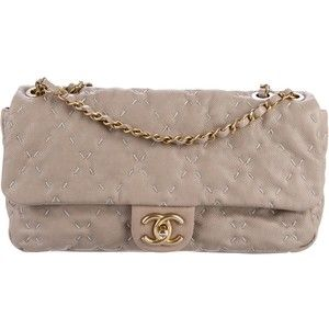 Pre-owned Chanel Ultimate Stitched Flap Bag