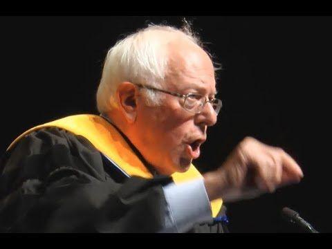 Bernie Sanders' BRILLIANT Take-down of Trump & the Establishment Status Quo