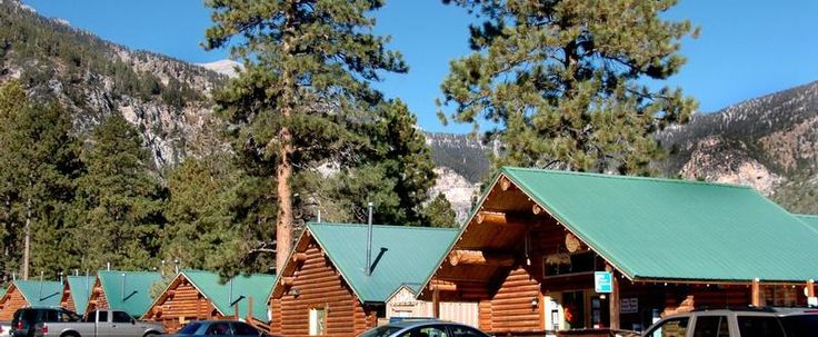 Mt Charleston Cabins Mt Charleston Lodge Las Vegas