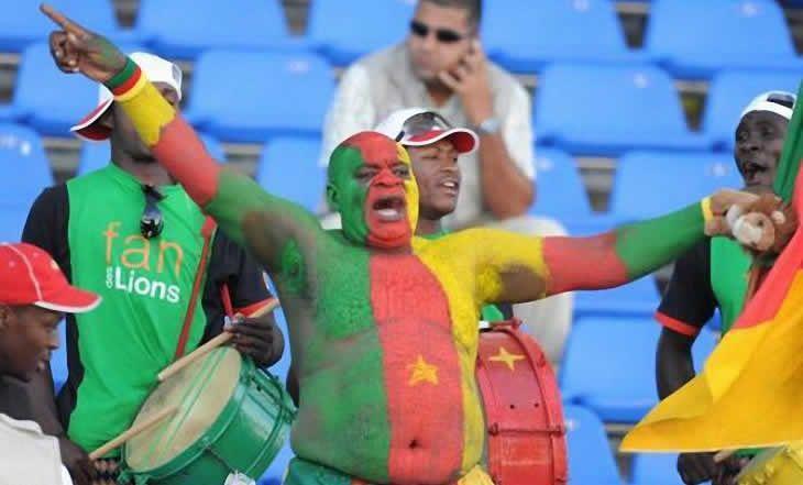 Cameroun - Eliminatoires CAN 2015: Des supporters «confiants» pour le match contre la Côte d ' Ivoire - 10/09/2014 - http://www.camerpost.com/cameroun-eliminatoires-can-2015-des-supporters-confiants-pour-le-match-contre-la-cote-d-ivoire-10092014/
