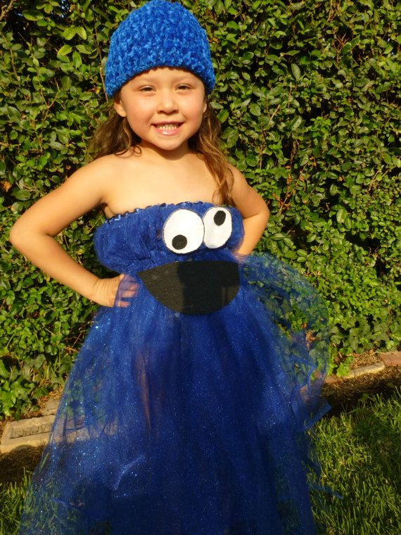 Hey, I found this really awesome Etsy listing at https://www.etsy.com/listing/201622006/halloween-kids-costume-cookie-monster