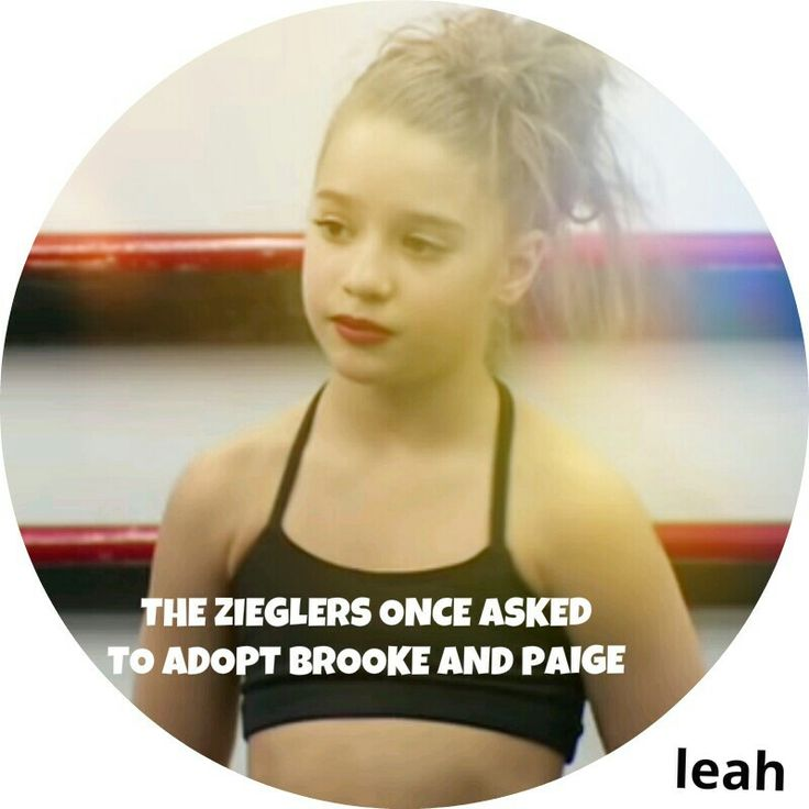 ♥ dance moms did you know?                                                         ♥ follow me for more dance moms facts!