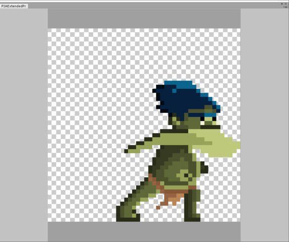 PIA Pixel Art : Editor