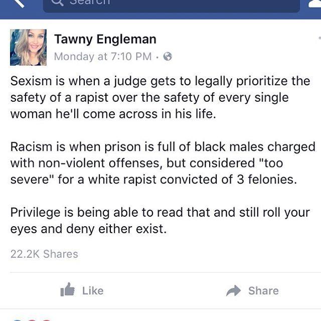 #sexism #racism #privilege
