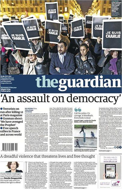 The Guardian, Grande-Bretagne