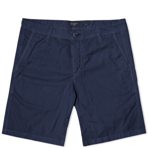 Paul Smith Cotton Chino Short (Navy)