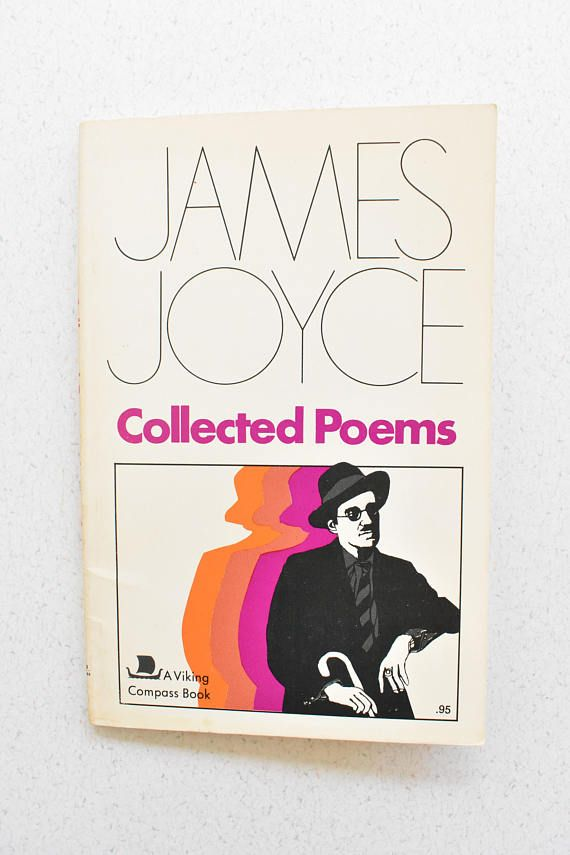 Collected Poems by James Joyce Viking Press Paperback 1971