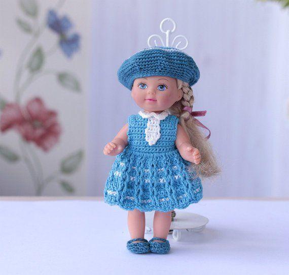 327 besten Miniature Doll clothes Bilder auf Pinterest ...