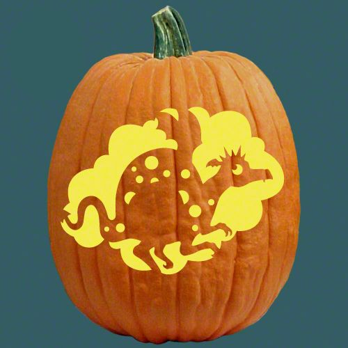 Best images about fairytale pumpkin carving patterns on