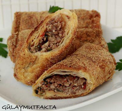 gülay mutfakta: Avcı Böreği