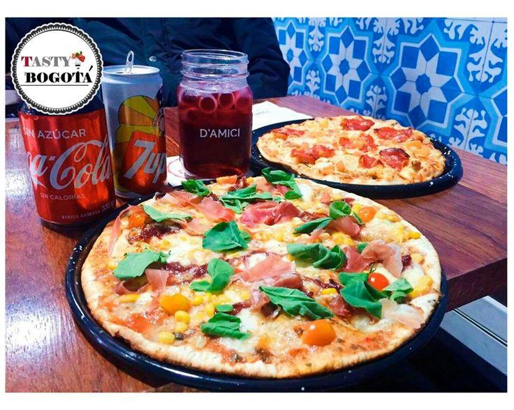 Pizzas D'amici