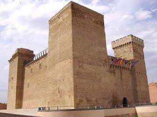 Castillo de Aguas Mansas. La Rioja. Spain