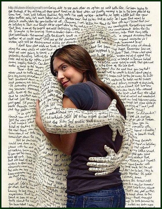 il conforto delle parole