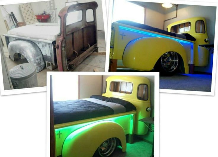 Cool Bed Automotive And Industrial Furnishings Truck