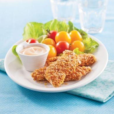Croquettes de poulet aux céréales - Recettes - Cuisine et nutrition - Pratico Pratique