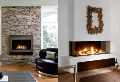 les 25 meilleures id es de la cat gorie foyer au gaz sur. Black Bedroom Furniture Sets. Home Design Ideas
