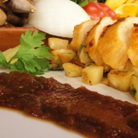 17 best images about pollo fiesta on pinterest salsa - Pechuga d pollo en salsa ...
