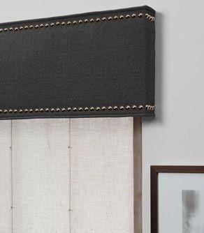 contemporary Cornice gray | Source: www.theshadestore… …