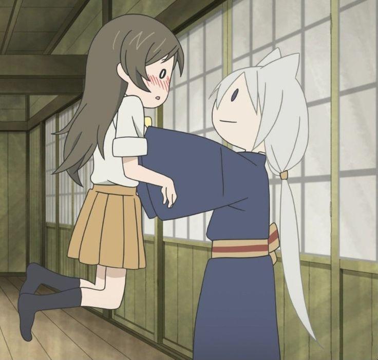 Kamisama Hajimemashita (神様はじめました) - Tomoe & Nanami - The love between these two.... ahahaha... (^-^;