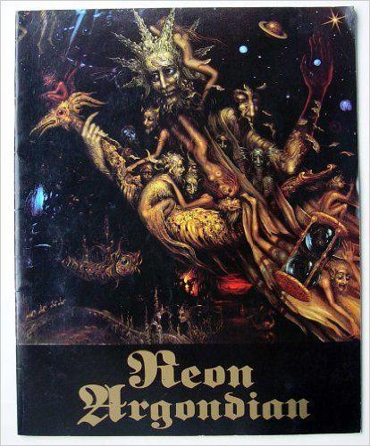 Reon Argondian: Exposition Tableaux d'Argondia: Reon Argondian: Amazon.com: Books