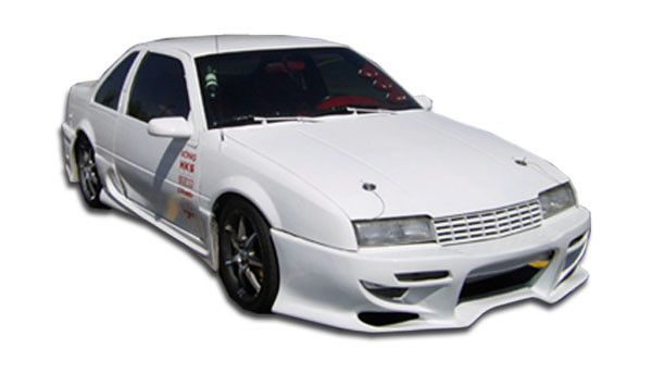 1988-1996 Chevrolet Beretta Duraflex Vader Body Kit - 4 Piece