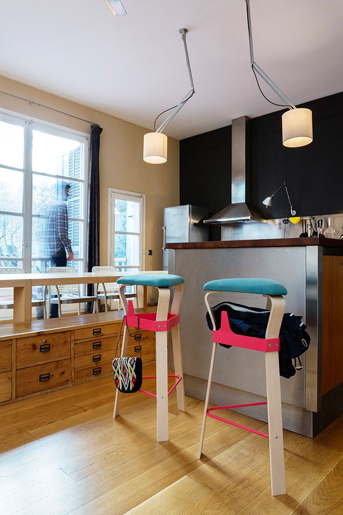 Trois Stool Francesc Gasch Product Designer Barcelona
