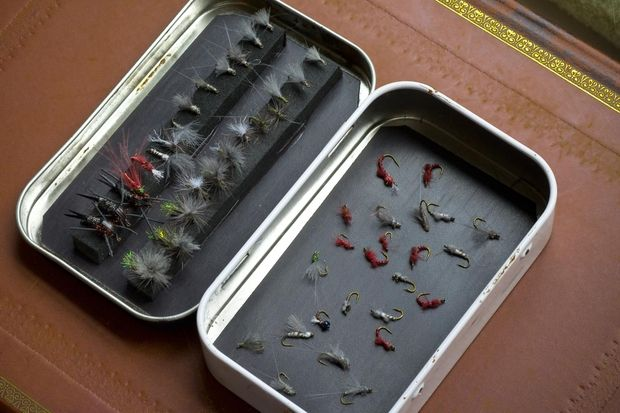 Making a Cheap, Awesome Homemade Magnetic Fly Box | Hatch Magazine - Fly Fishing, etc.